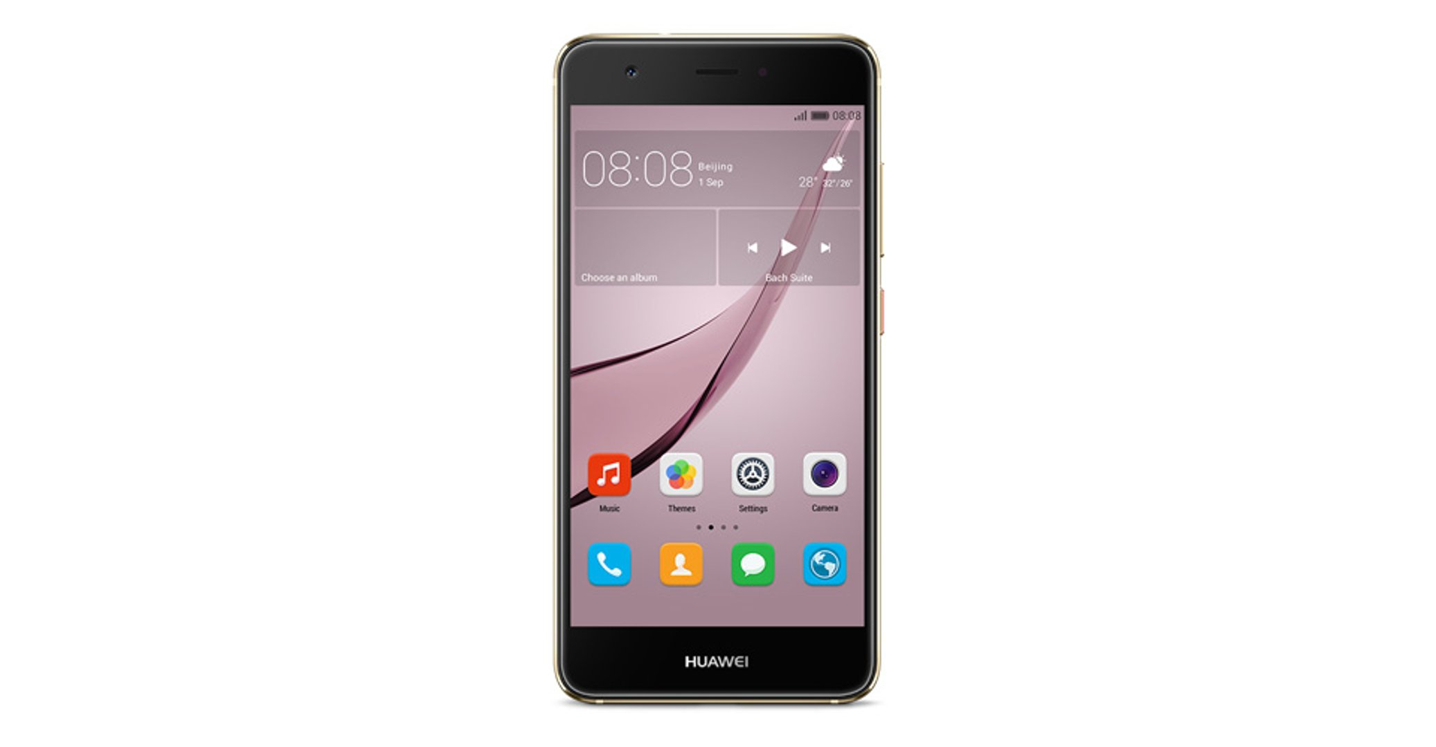 Huawei Nova DS Black/Gold