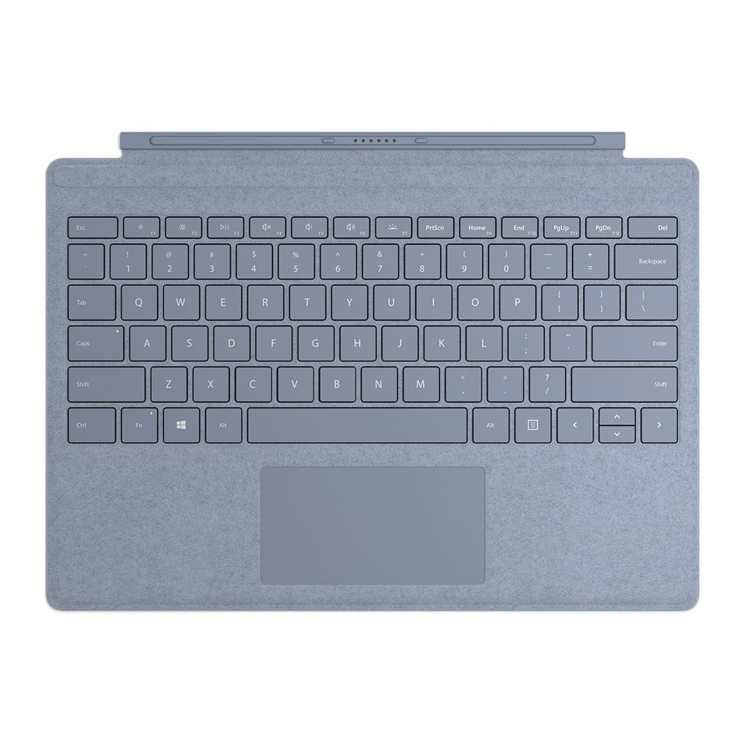 Microsoft Surface Pro Signature Type Cover Blau