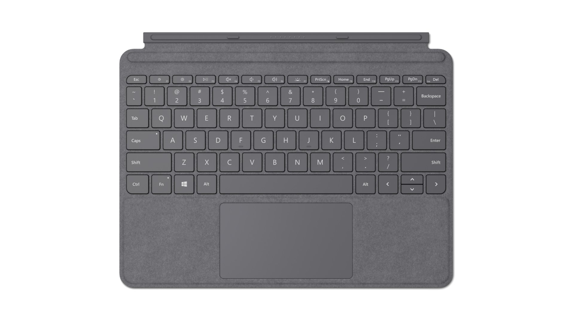 Microsoft MS Surface Go Type CoverN Charcoal ES